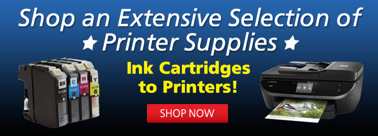 Printer Supplies - Ink Cartridges - Printing Supplies - Color Printer Supplies